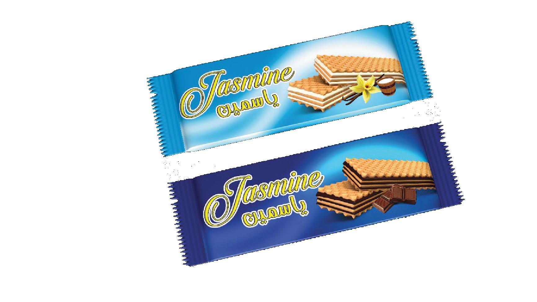 Biscuit Wafer Jasmin Gram 25