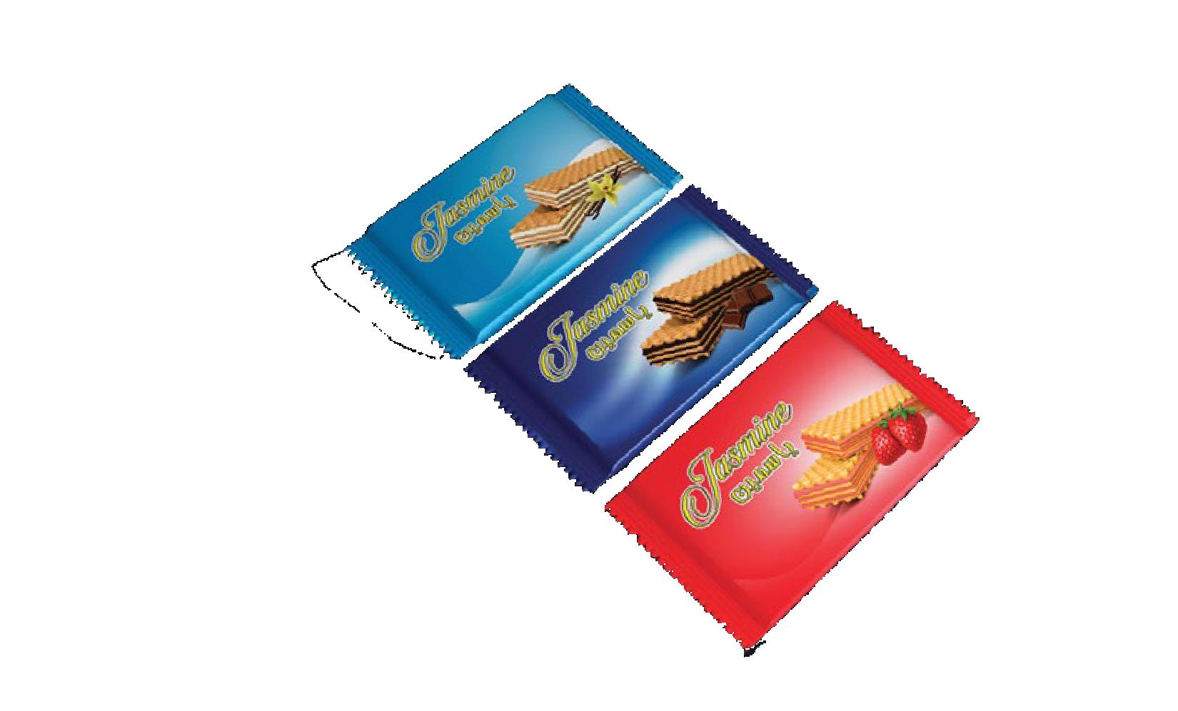 Biscuit Wafer Jasmin Gram 50