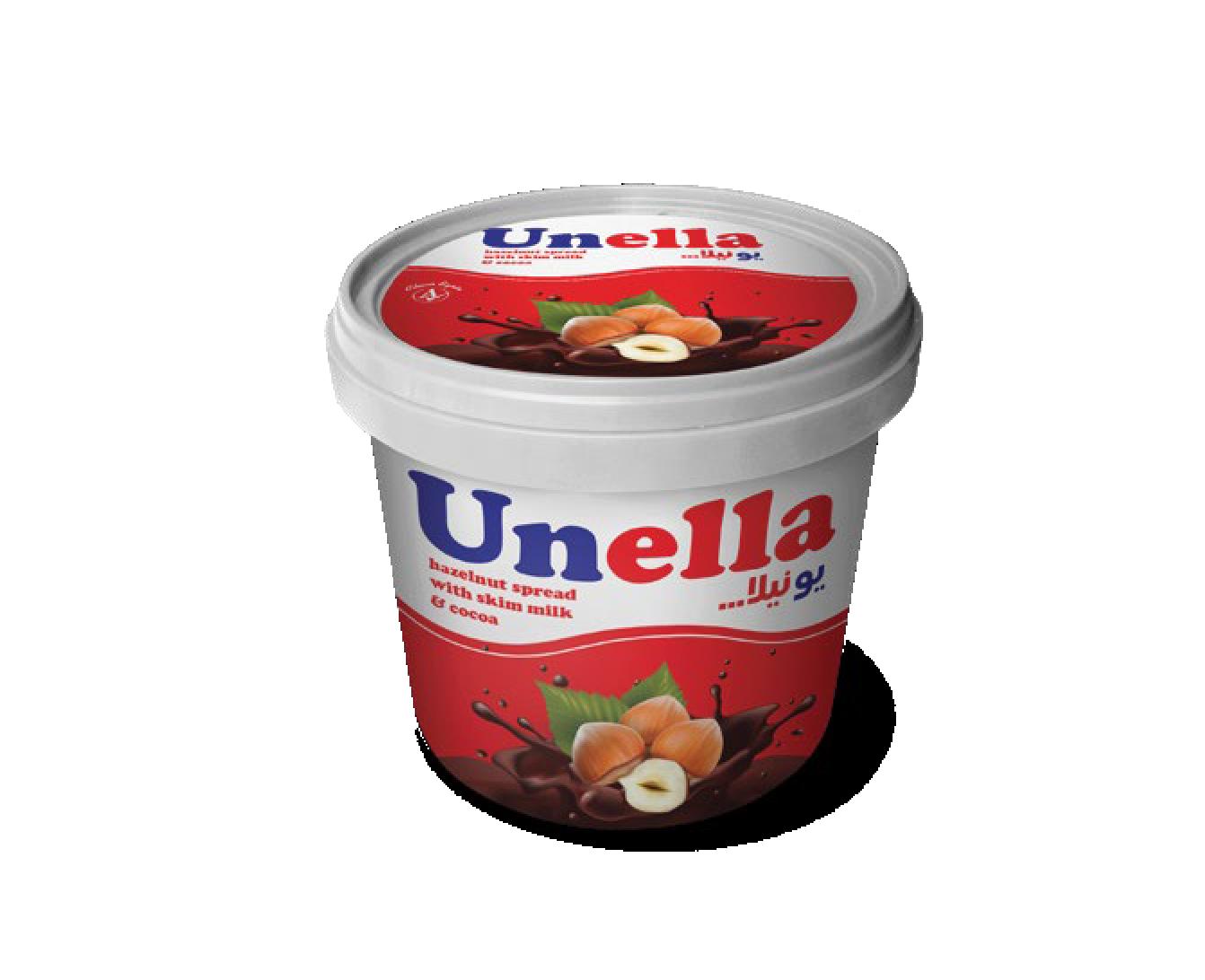 Liquid chocolate, Unila